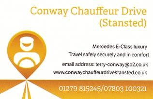 Conway Chauffeur
