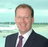 Nick Barton, MD London Stansted Airport